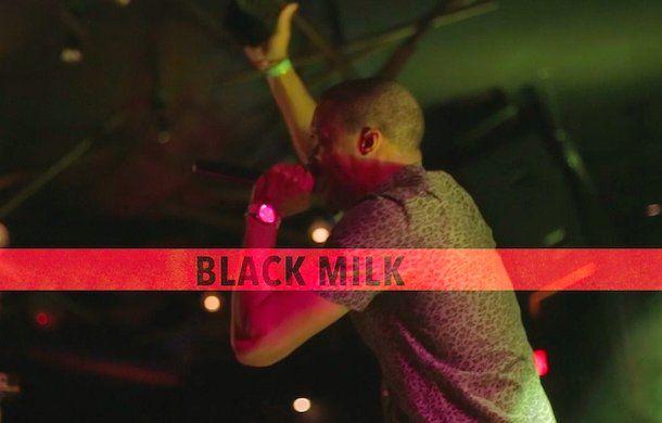 Sidewalk Hustle TV: An Interview with Black Milk  http://sidewalkhustle.com/sidewalk-hustle-tv-an-interview-with-black-milk/