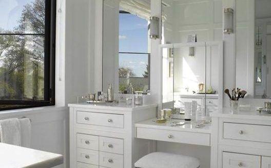 Best 25 Bathroom Vanity Lighting Ideas On Pinterest: Best 25+ Bathroom Makeup Vanities Ideas On Pinterest