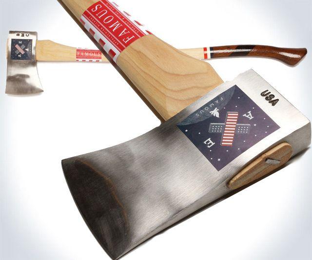 American Felling Axe | DudeIWantThat.com