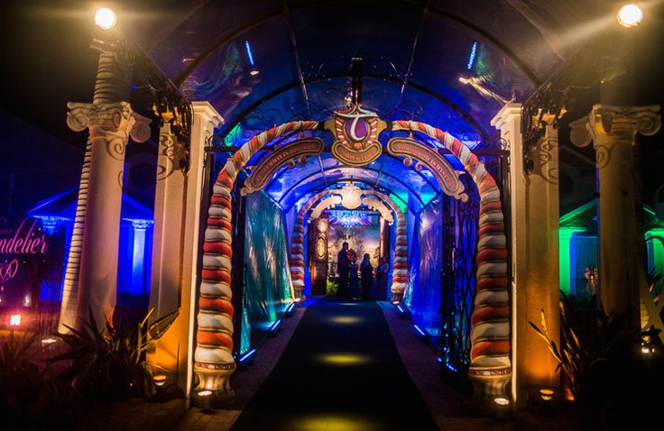 Festa tema Tomorrowland Larissa: entrada - Fotos: Vips Fotos / João Henrique e Paula Nunes
