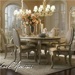 Aico Amini Innovation Lavelle 7 Piece Set Imagine Yourself Surrounded By  The Grandeur And Splendor