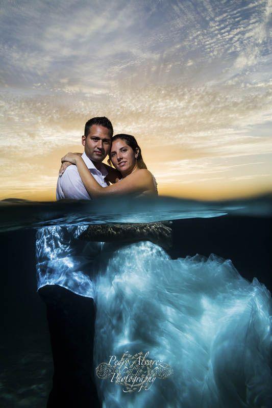 Post bodas acuáticas
