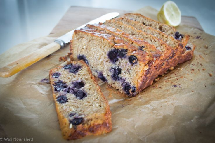 Today I used quinoa and buckwheat flour (to replace the oats/spelt) in this delicious Blueberry, Lemon Oat Loaf. Half for breakfast, the rest I pop in the freezer for a couple of school lunch snacks. Now #grainfree #glutenfree