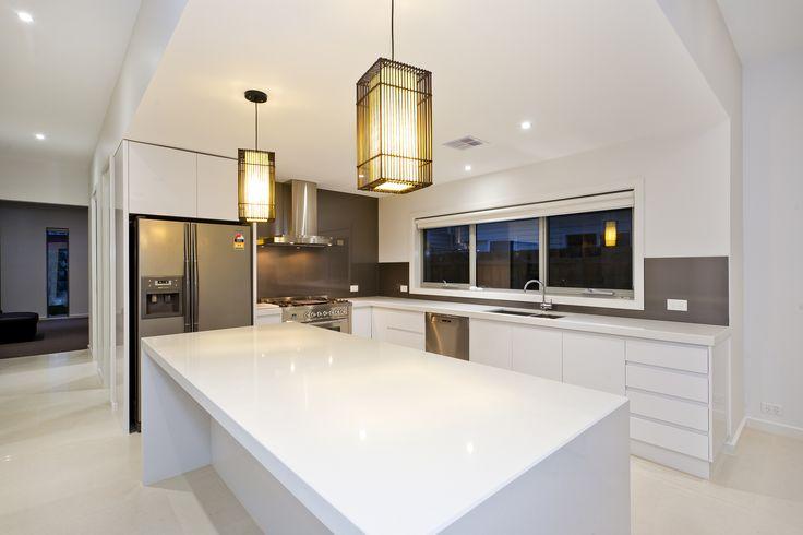 Hamlan Homes kitchen #Custom #SurfCoast #Nikoleramsayphotography