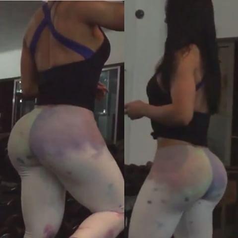 Eva Andressa @eva_andressa  #evaandressa #shesquats #treino #fitnesscelebrity…