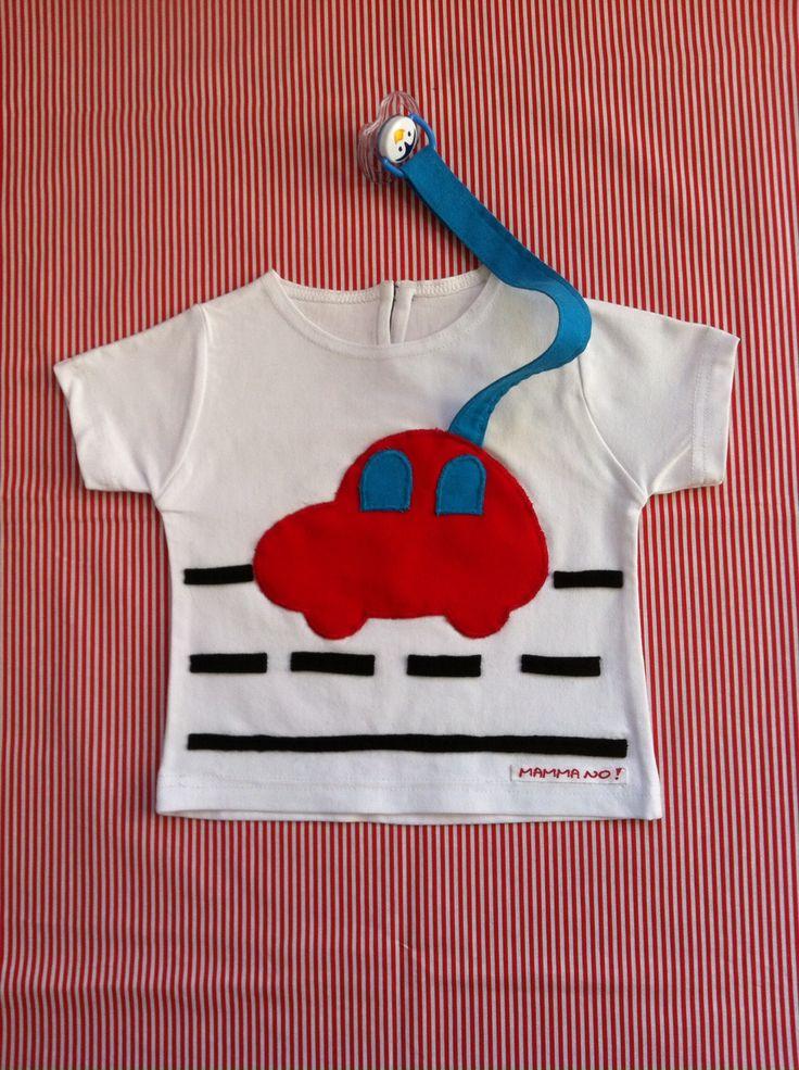 Maglietta MAMMANO bimbo brum