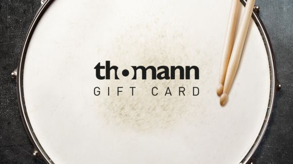 You saved to X-Mas Gifts for Musicians & Music Lovers Thomann gift voucher - our gift suggestions for Christmas! We wish you a merry, merry X-Mas! 🎅 www.thomann.de #music #musicians #gear #equipment #xmas #christmas #stage #band #passion #love #thomann #instruments #gift #present #ideas #suggestions #wishlist #santa #santaclaus #x-mas #hohoho #music #drummers #drumming #drums