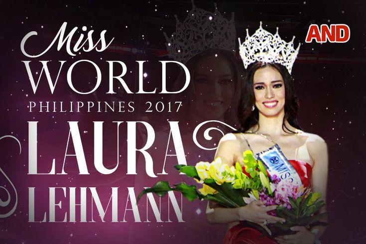 Miss World Philippines 2017 Laura Lehmann http://news.abs-cbn.com/life/multimedia/video/09/04/17/miss-world-philippines-2017-laura-lehmann?utm_source=contentstudio.io&utm_medium=referral Companies Offshore