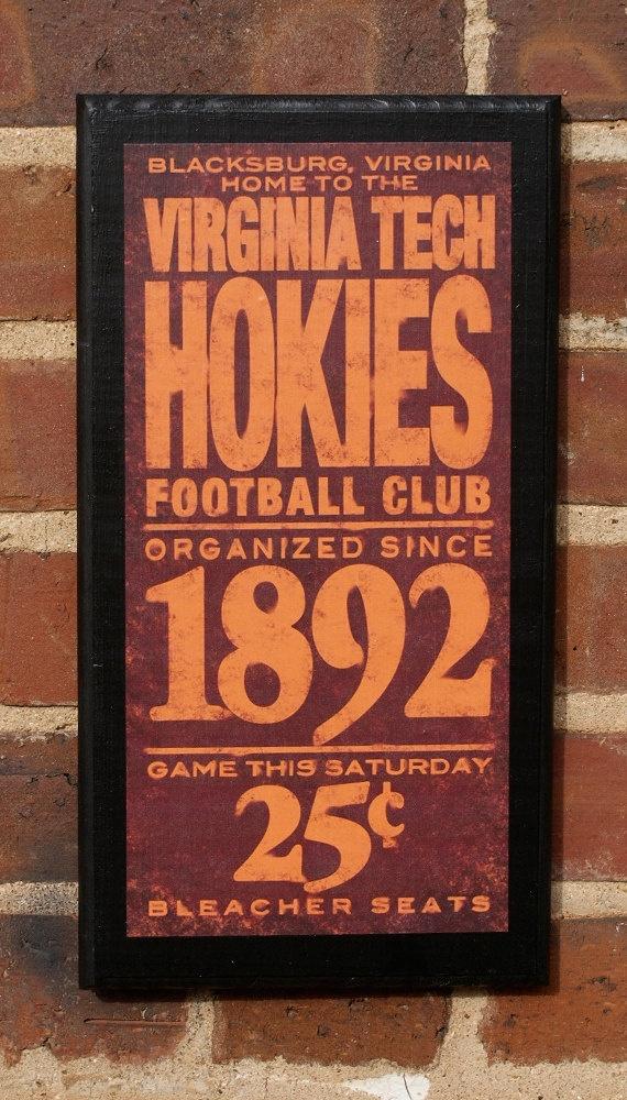 Hokie Club.
