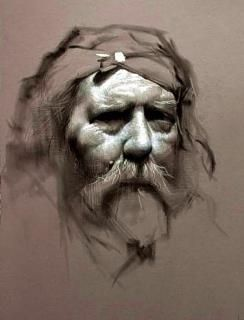 how to draw portraits in charcoal nathan fowkes pdf