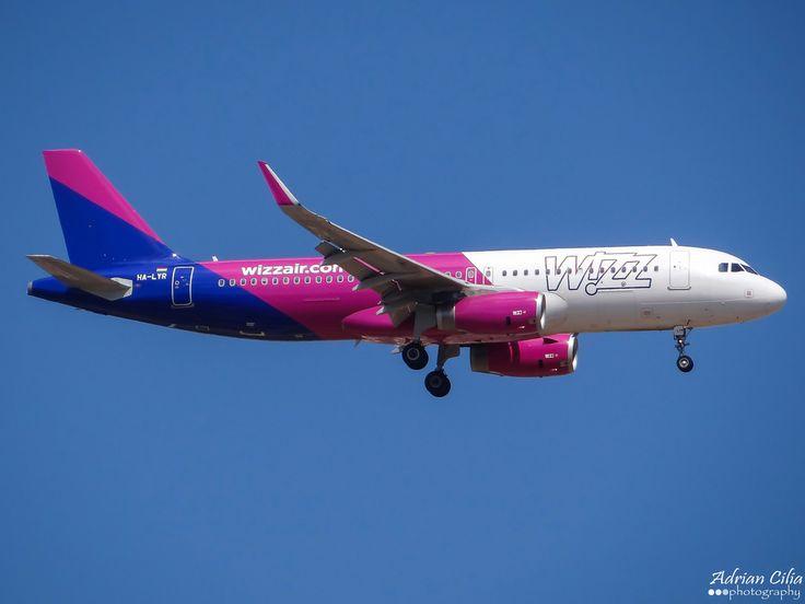 Wizzair Airbus A320-232 HA-LYR c/n 6631