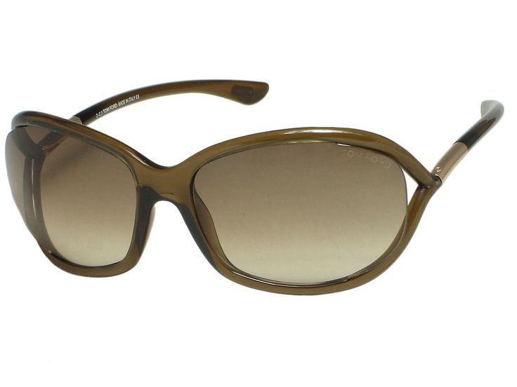 Tom Ford TF8 Jennifer 692 Transparent Dark Brown Sunglasses 61mm. Tom Ford TF8 Jennifer 692 Transparent Dark Brown Sunglasses 61mm.