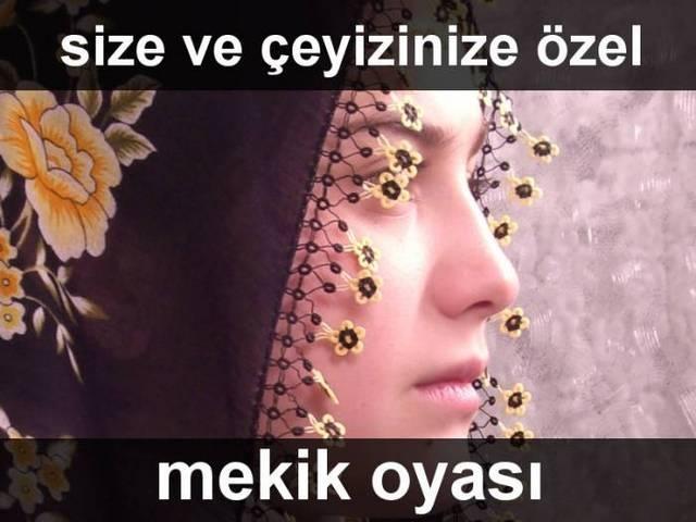турецкое фриволите