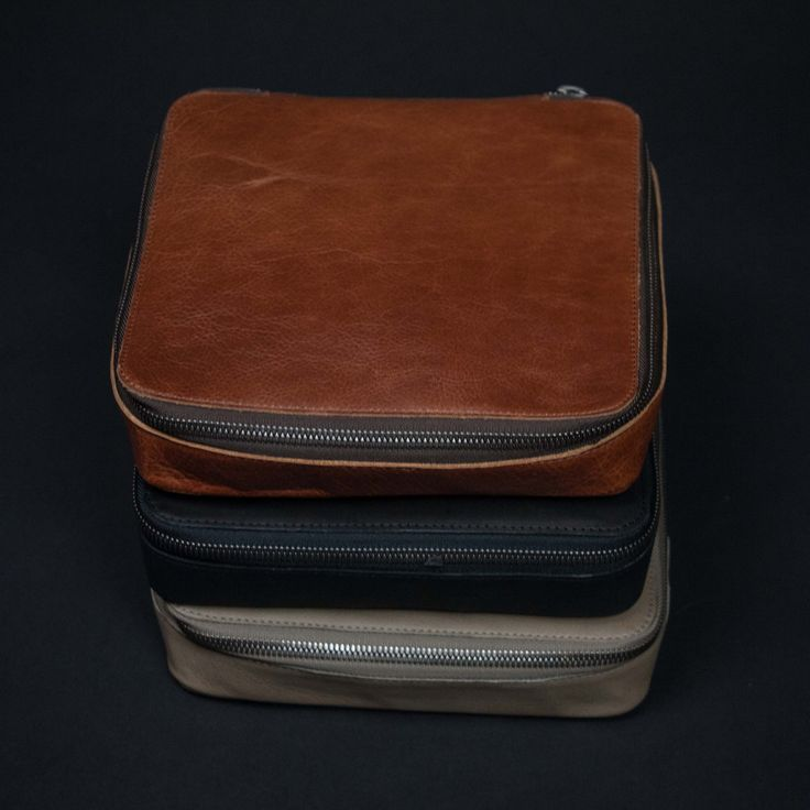 This Is Ground Tech Dopp Kit French Grey at The Lodge - THE LODGE