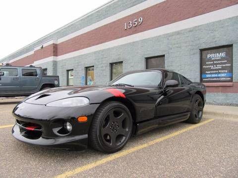 Dodge Viper For Sale - Carsforsale.com