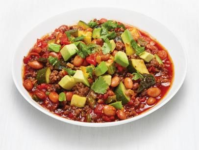 Beef And Summer Squash Chili Recipe   Food Network Kitchen   Food Network