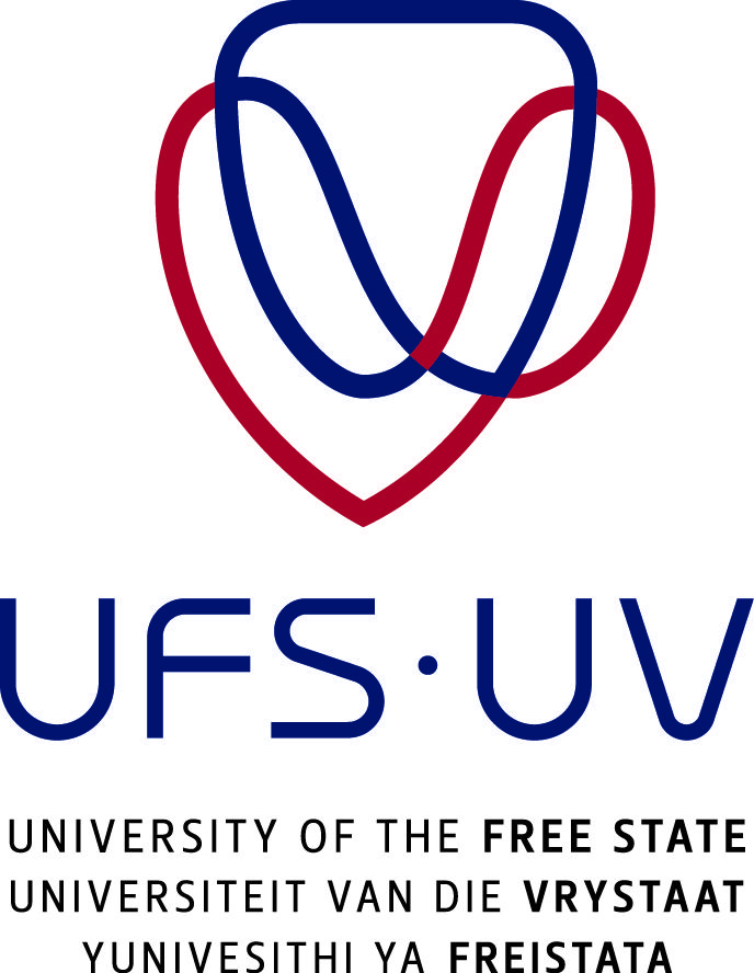 University of the Free State, Marketing Logo, Stacked with description
