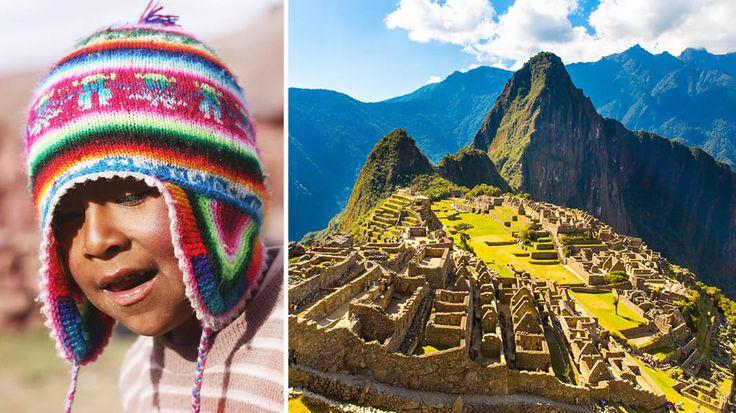 Peru og Inkariget med Kulturrejser Europa