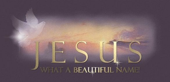 Therefore God exalted him to the highest place and gave him the name that is above every name.    Philippians 2:9
