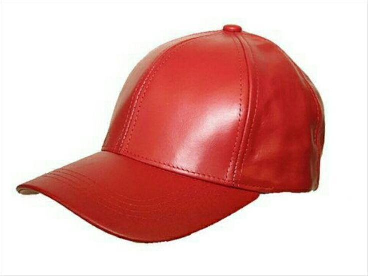 Shop La Femme Rebelle Clothing's Genuine 6 Panel Leather Baseball Cap. Fits comfortably with adjustable Velcro strap. One size fits all  Pair with Femme Baseball or Football Jersey of Dress