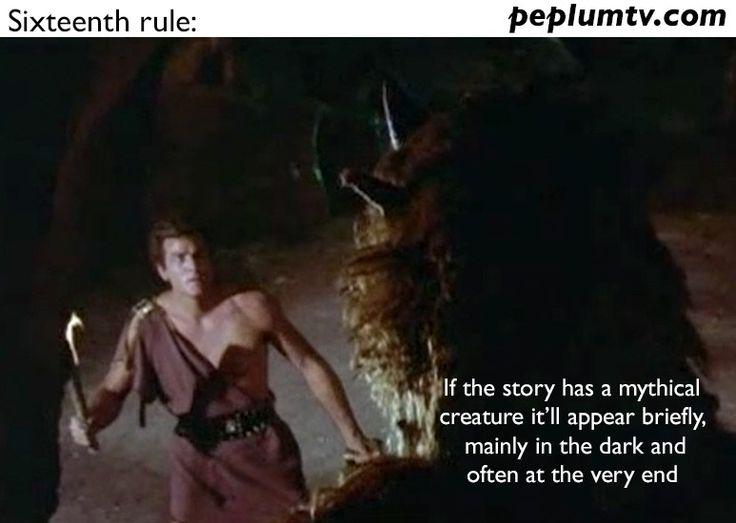 PEPLUM: PEPLUM Rules continues...