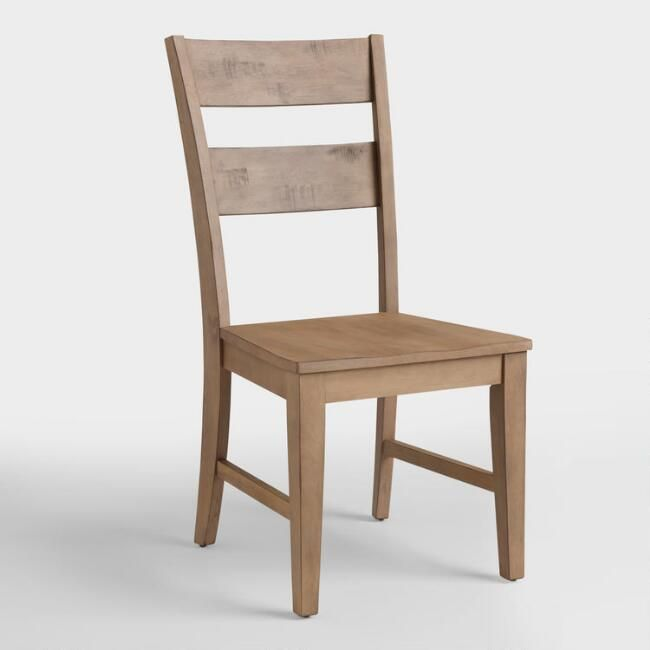 Best Distressed Wood Harrow Dining Chairs Set Of 2 V1 400 x 300