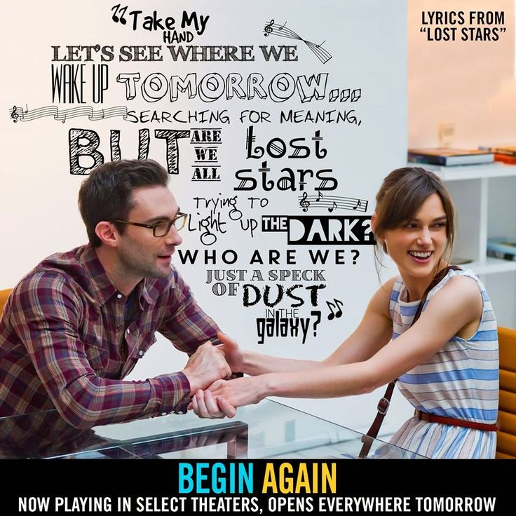 Adam Levine Lost Stars