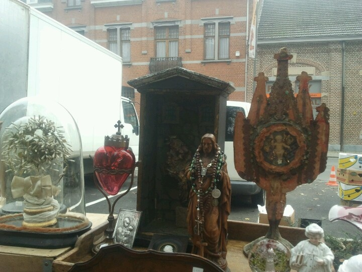 One more from Tongeren, religious iconography galore.