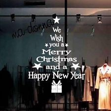 christmas themed window paintings - Google Search