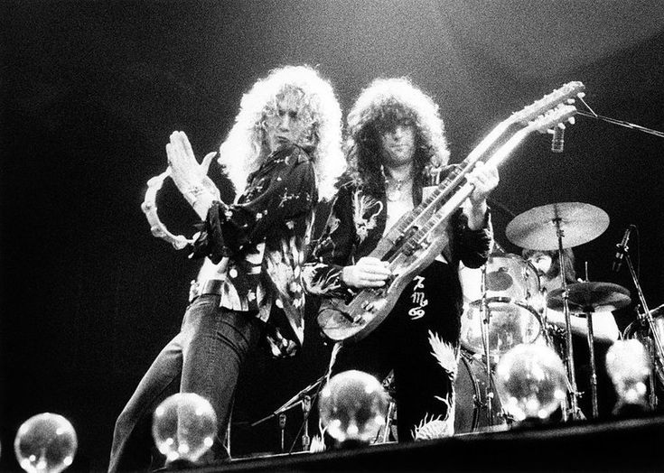 Jury Clears Led Zeppelin In 'Stairway To Heaven' Plagiarism Suit : The Two-Way : NPR