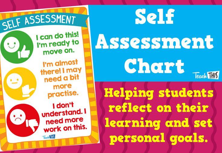Self Assessment Chart
