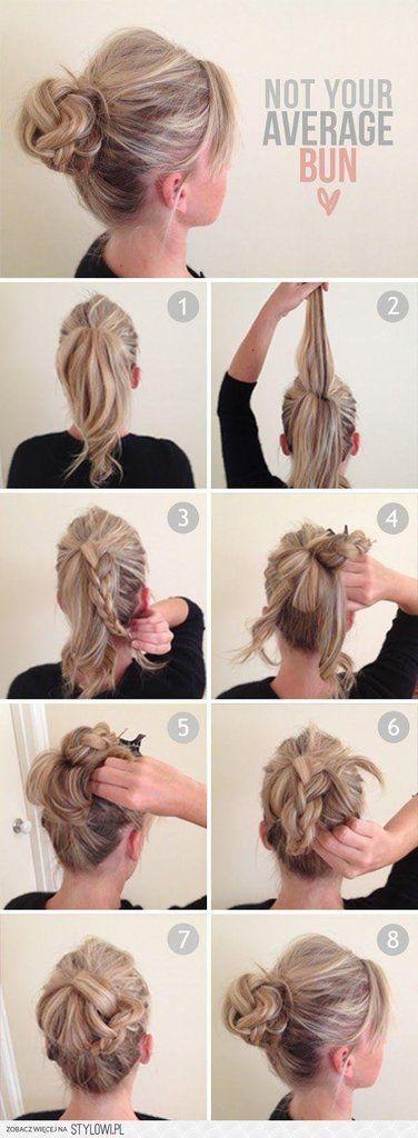 Hair and Food | Piękne włosy i zdrowe żywienie: Efektowne i łatwe do wykonania fryzury na Wigilię - obrazkowe tutoriale