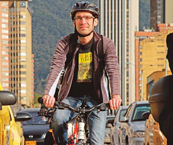 Bogotá en bicicleta