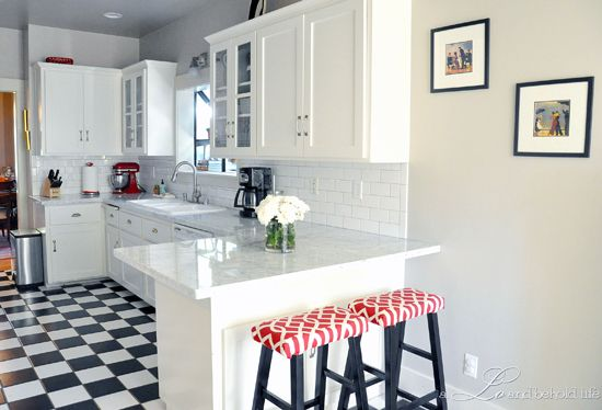 Kitchens With Small Spaces