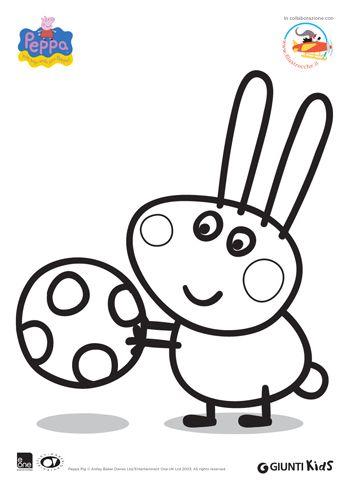 Peppa pig disegni da colorare 10 350 l minas para for Immagini peppa pig da colorare
