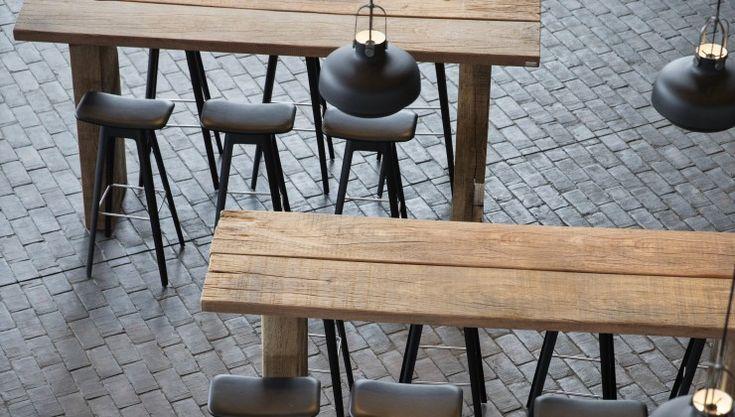 Konsolborde i massivt træ - Thors Design - Thors-Design