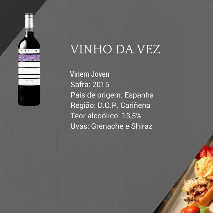 Uma novidade BB, boa e barata vinda da Espanha. É produzido pelas Bodegas Esteban Martin na DOP Cariñena, que apesar de pouco conhecida, é uma das mais antigas denominações de origem protegida espanholas, terra de excelentes vinhos a preços acessíveis.