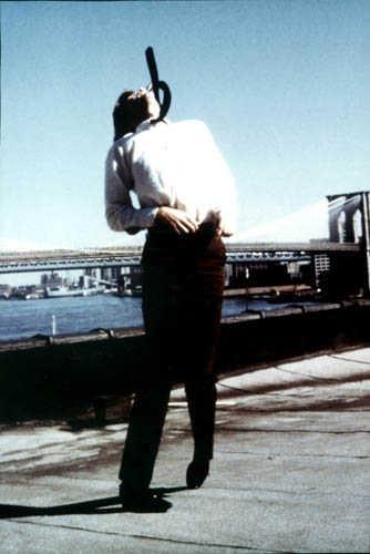 Robert Longo — Men in the Cities, 1979