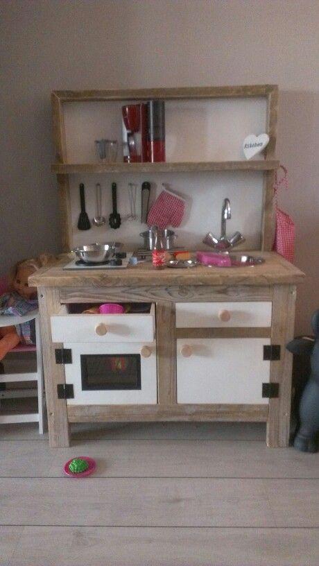 Keukentje zelf maken