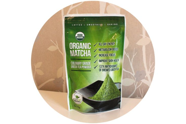 Matcha Organic Green Tea Powder Review - Lets Talk Mommy