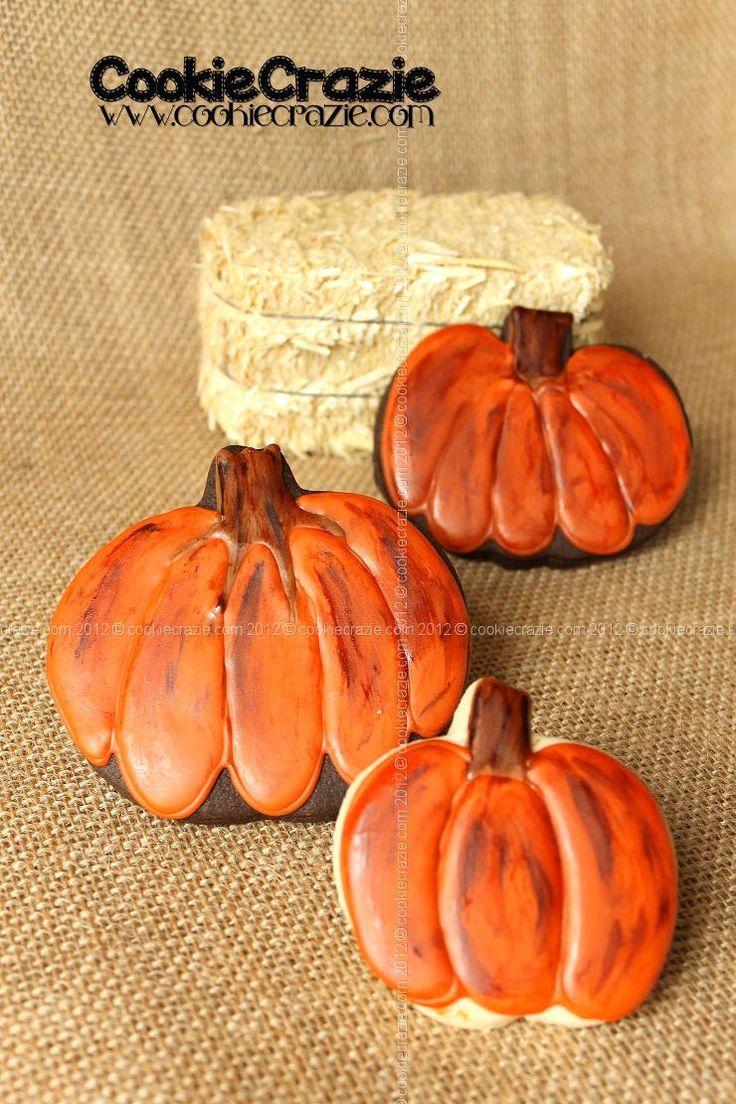 314 best Baking - Cookies Thanksgiving/Autumn images on Pinterest