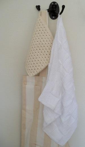 Gehaakte Handdoek