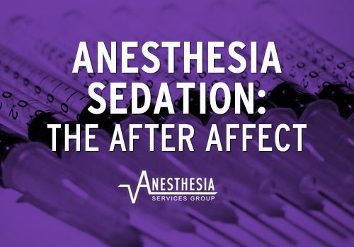 {On Our Blog} Patients are reminded that they should not drive or make important, life altering decisions following sedation, but should we tell them to not get on the internet? http://asgdayton.blogspot.com/2014/04/anesthesia-sedation-after-affect.html