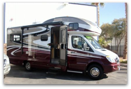 Small Motorhomes May Be Perfect For the Fulltime RVing Lifestyle. A small RV has some advantages over the larger and longer RVs.