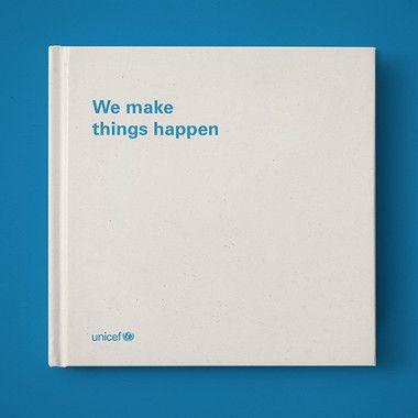 유니세프 'We make things happen' 리포트