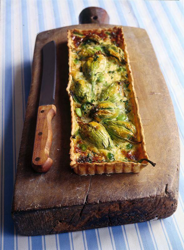 8 ricette con i fiori di zucca - Ricette - Donna Moderna