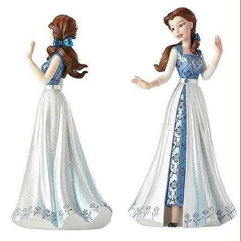 Belle. Love the reimagined outfit for her character