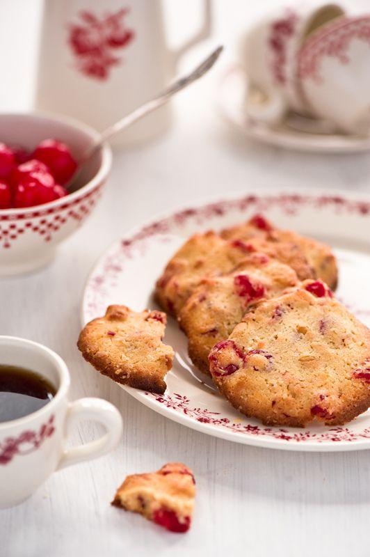Печенье с клюквой и кедровыми орехами