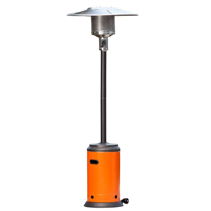 Outdoor Propane Patio Heater With Wheels