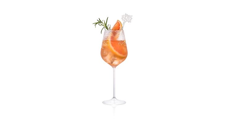 Grapefruit & Lillet Rose Vodka Cocktail Recipe | Belvedere Vodka
